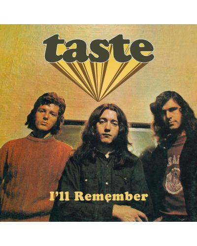 Taste - i'll Remember - (4 CD) - 1