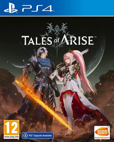 Tales Of Arise (PS4) - 1
