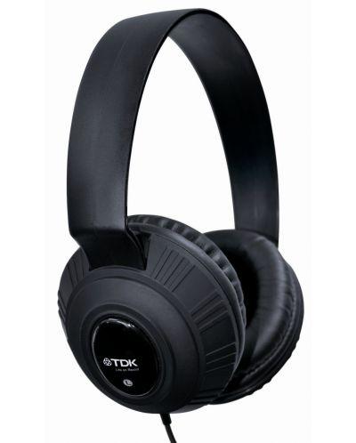 Casti TDK MP100 - negre - 1