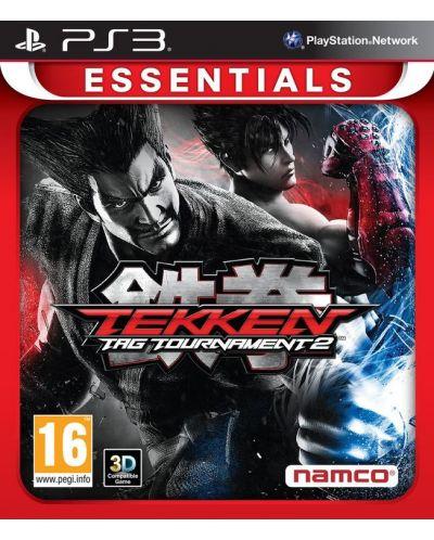 Tekken Tag Tournament 2 - Essentials (PS3) - 1
