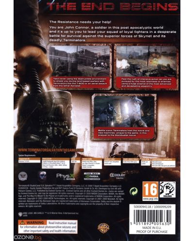 Terminator Salvation: the Videogame (PC) - 2