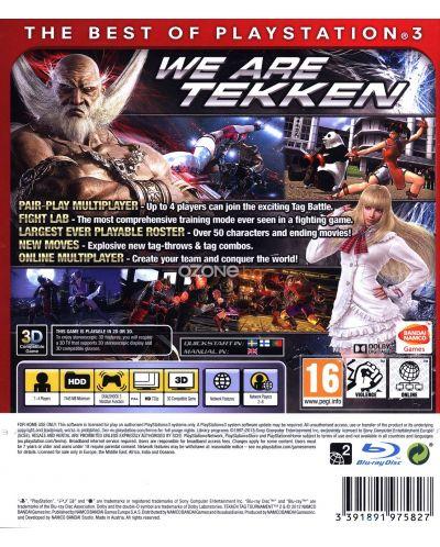 Tekken Tag Tournament 2 - Essentials (PS3) - 12
