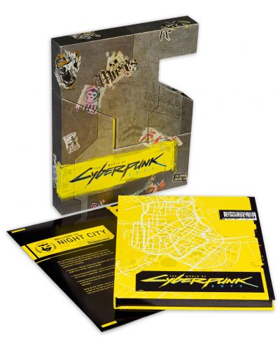 The World of Cyberpunk 2077 (Deluxe Edition) - 4