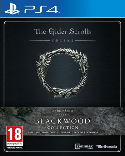The Elder Scrolls Online Blackwood Collection (PS4) - 1