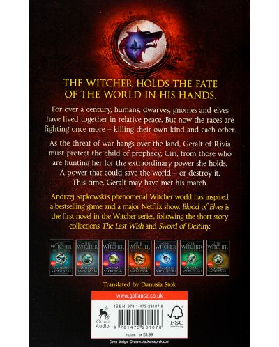 The Witcher Boxed Set - 13