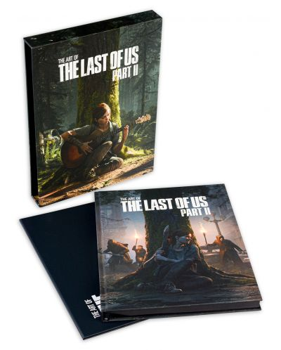 The Art of the Last of Us, Part II (Deluxe Edition) - 2