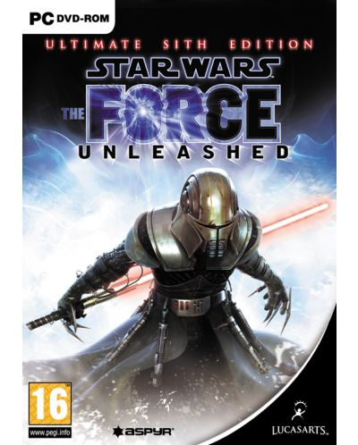 Star Wars: the Force Unleashed - Ultimate Sith Edition (PC) - 1
