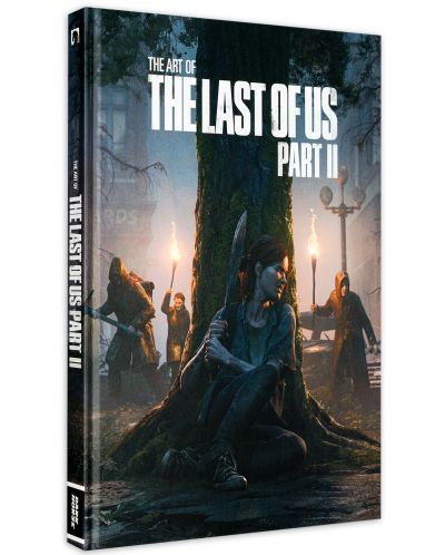 The Art of the Last of Us, Part II (Deluxe Edition) - 7