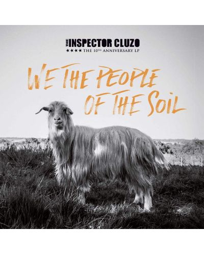 The Inspector Cluzo - We the People of The Soil - (CD) - 1