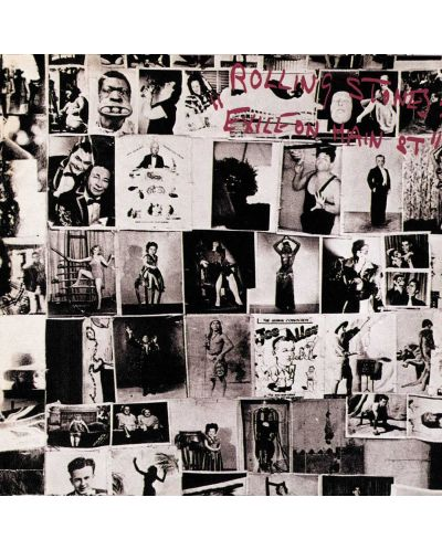 The Rolling Stones - Exile on Main Street - (2 CD) - 1