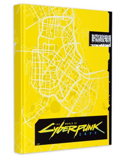 The World of Cyberpunk 2077 (Deluxe Edition) - 7