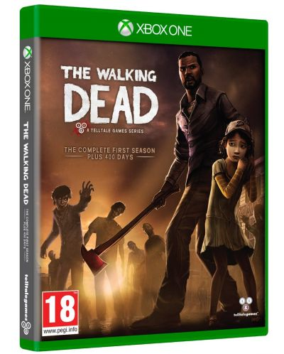 The Walking Dead - Game Of the Year Edition (Xbox One) - 1