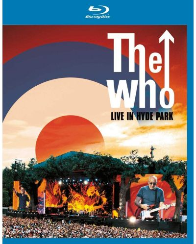 The Who - Live at Hyde Park - (Blu-ray) - 1