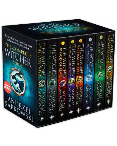The Witcher Boxed Set - 1