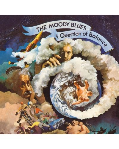 The Moody Blues - a Question of Balance - (Vinyl) - 1