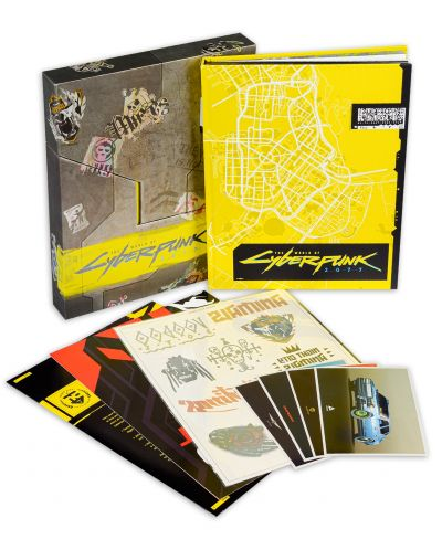 The World of Cyberpunk 2077 (Deluxe Edition) - 5