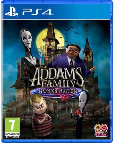 The Addams Family: Mansion Mayhem (PS4) - 1