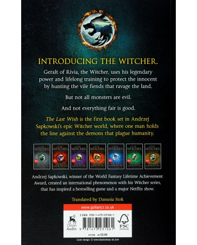 The Witcher Boxed Set - 7