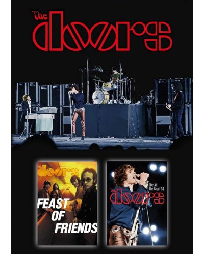 The Doors - Feast Of Friends + Hollywood Bowl (DVD) - 1