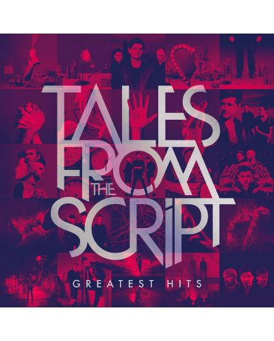 The Script - Tales from The Script: Greatest Hits (CD) - 1