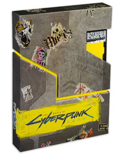 The World of Cyberpunk 2077 (Deluxe Edition) - 1