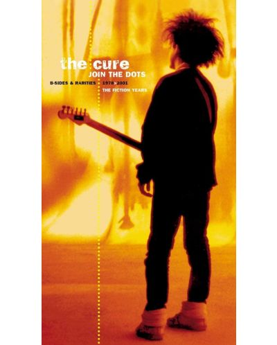 The Cure - Join the Dots - The B-Sides & Rarities - (4 CD) - 1