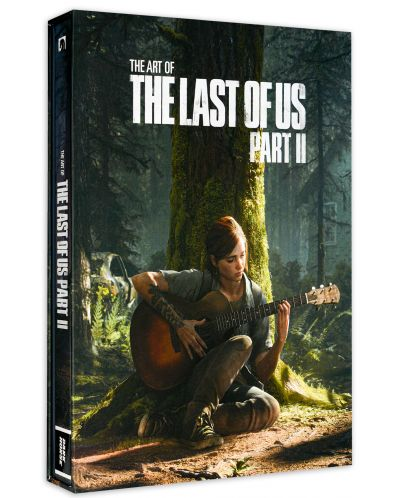 The Art of the Last of Us, Part II (Deluxe Edition) - 1