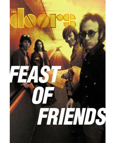 The Doors - Feast Of Friends (DVD) - 1