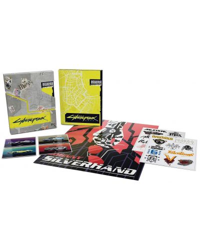 The World of Cyberpunk 2077 (Deluxe Edition) - 3