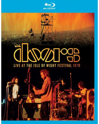 The Doors - Live at the Isle of Wight Festival 1970 (Blu-ray) - 1