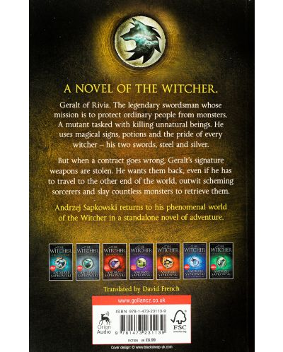 The Witcher Boxed Set - 28