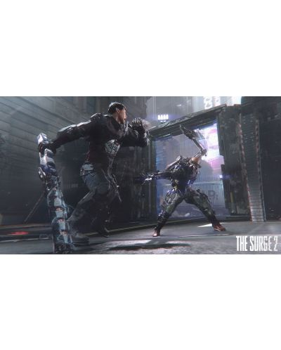 The Surge 2 (PS4) - 3