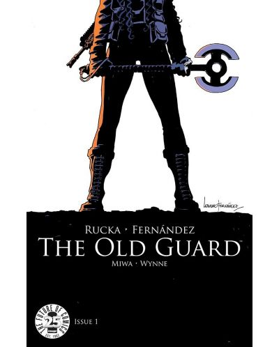 The Old Guard, Book One: Opening Fire - 3