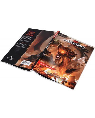 Joc de rol Dungeons & Dragons - Tyranny of Dragons:The Rise of Tiamat Adventure (5th Edition) - 2