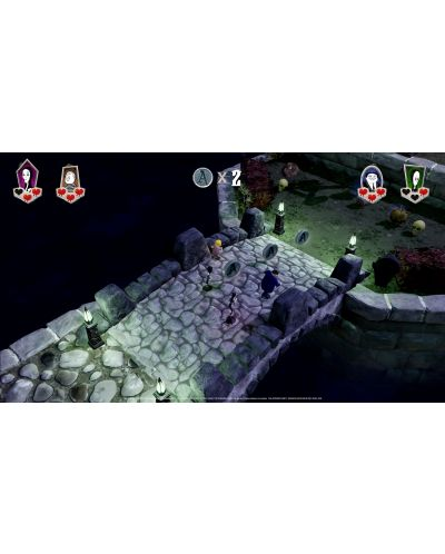 The Addams Family: Mansion Mayhem (PS4) - 3