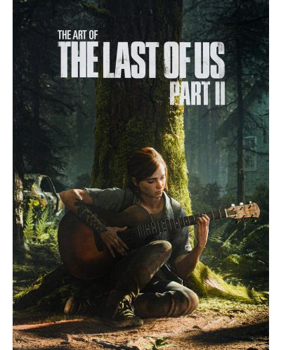 The Art of the Last of Us, Part II (Deluxe Edition) - 3