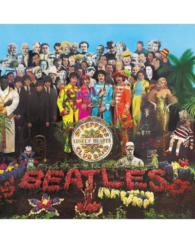 The Beatles - Sgt. Pepper's Lonely Hearts Club Band (Vinyl) - 1