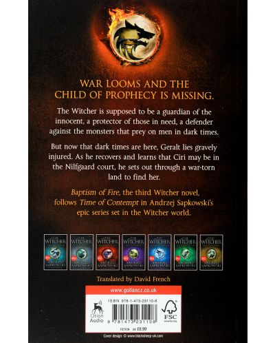 The Witcher Boxed Set - 19