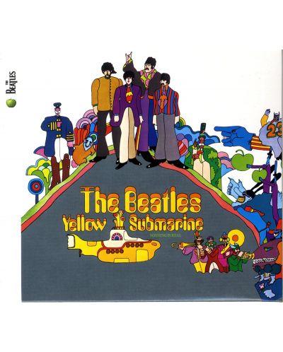 The Beatles - Yellow Submarine - (CD) - 1