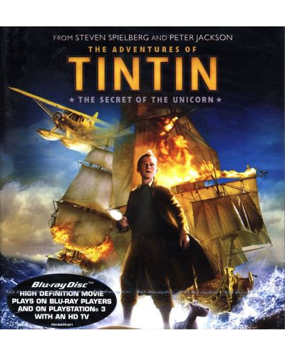 The Adventures of Tintin (Blu-ray 3D и 2D) - 1