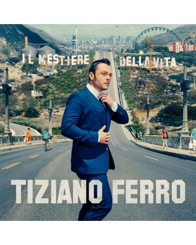 Tiziano Ferro - Il Mestiere Della Vita (Vinyl) - 1