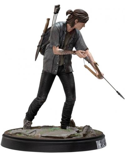 Statueta Dark Horse: The Last of Us Part II - Ellie with Bow, 20 cm - 2
