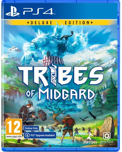 Tribes Of Midgard - Deluxe Edition (PS4) - 1