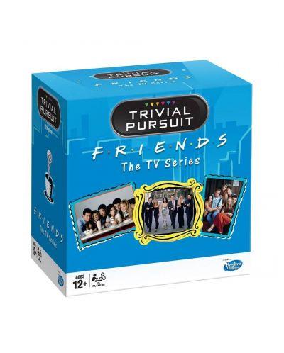 Joc de societate Trivial Pursuit - Friends, party, familie - 1