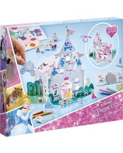 Set creativ Totum Disney Princess - Castel - 1