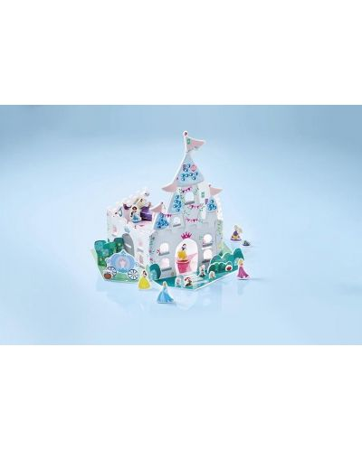 Set creativ Totum Disney Princess - Castel - 2