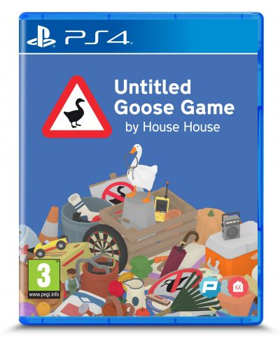Untitled Goose Game (PS4) - 1