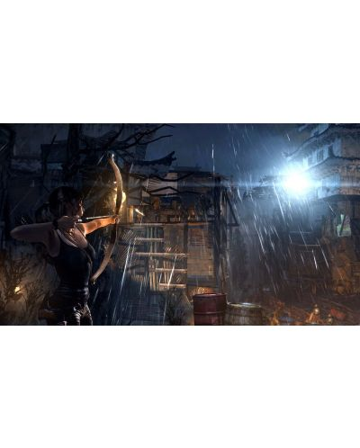 Ultimate Action Pack - Just Cause 2, Sleeping Dogs, Tomb Raider (Xbox 360) - 8