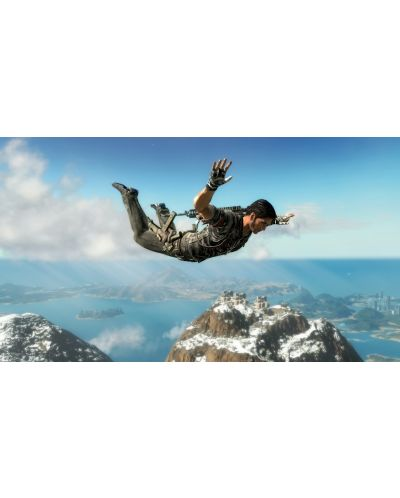 Ultimate Action Pack - Just Cause 2, Sleeping Dogs, Tomb Raider (Xbox 360) - 7