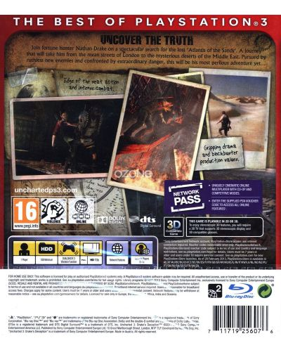 Uncharted 3 Drake's Deception - Essentials (PS3) - 10